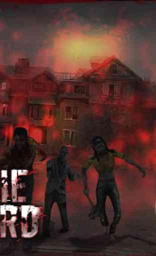 Zombie Die Hard 1