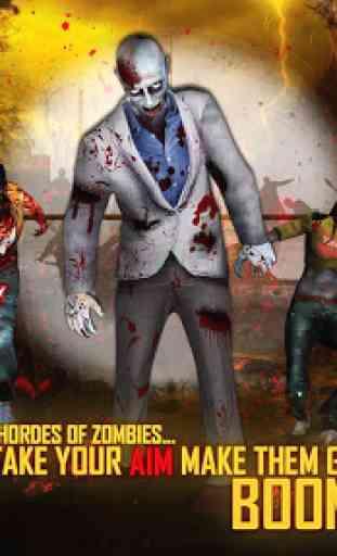 Zombie Die Hard 4