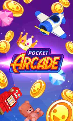 Pocket Arcade image 1