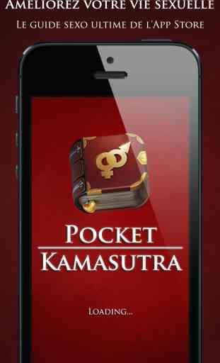 Pocket Kamasutra - Positions du Kamasutra et guide amoureux saint valentin lite 1