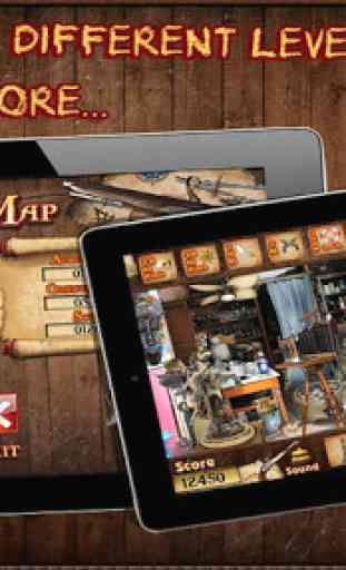 Pawn shop Free Hidden Objects 3