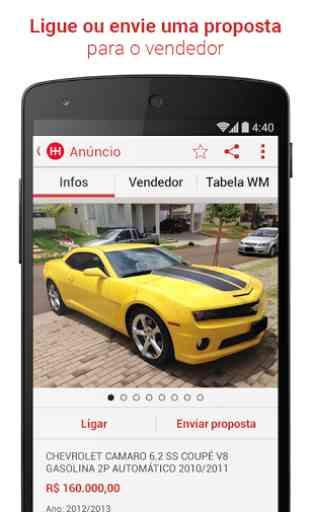 Webmotors - Anunciar Carros 2