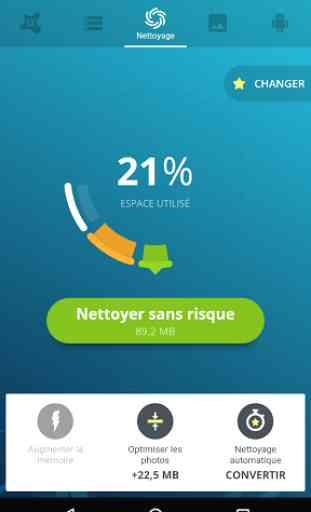Avast Optimisation Android 1
