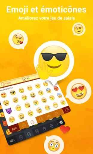 Facemoji Emoji Clavier + GIFs 1