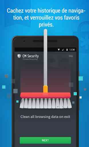 CM Security AppLock Antivirus 3