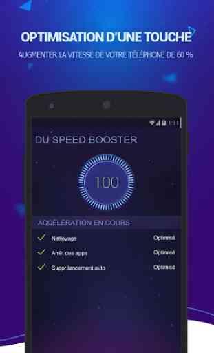 DU Speed Booster & Antivirus 2