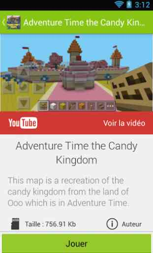 Maps for Minecraft PE. Cartes 2