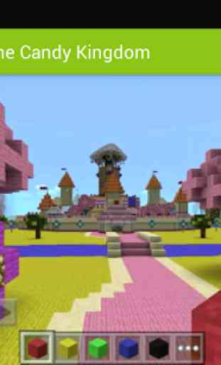 Maps for Minecraft PE. Cartes 4