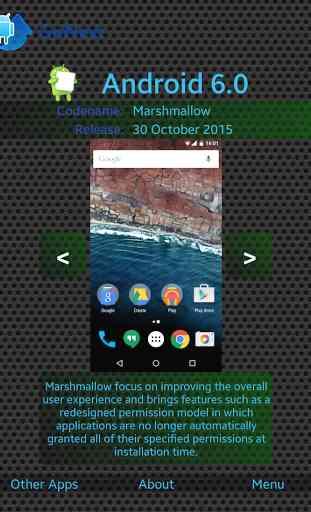 Mise à jour pour Android™ 2