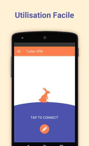 Turbo VPN – Unlimited Free VPN 2