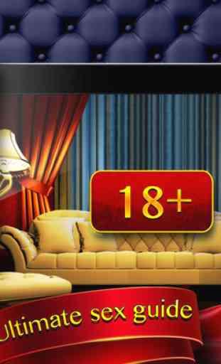 Positions Sexuelles - Positions Gratis du Kamasutra - 18+ 2