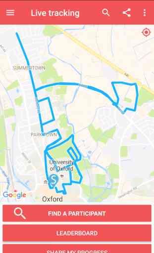 Vitality Oxford Half Marathon 2