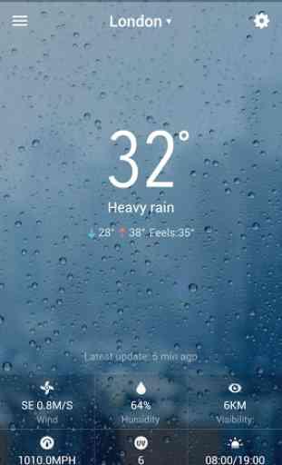 météo gratuite à 7 3