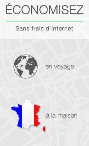 MAPS.ME Cartes avec navigation 4