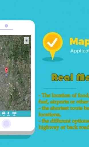 Navigation GPS qui parle 1
