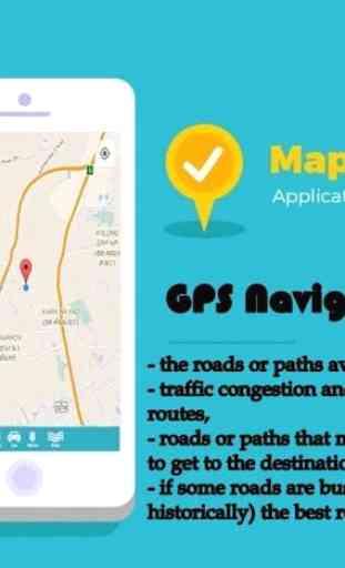 Navigation GPS qui parle 3