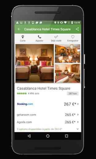 TripAdvisor hôtels restaurants 3