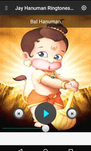 Jay Hanuman Ringtones Lyrics 2