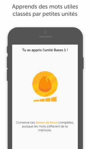 Duolingo : cours d'anglais, espagnol, allemand 4