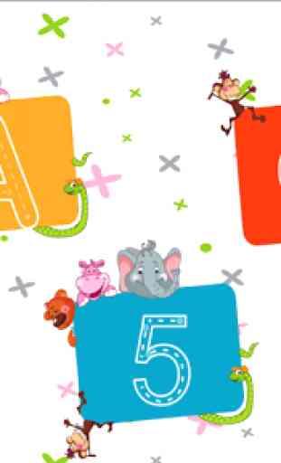 Escribir alfabeto 1