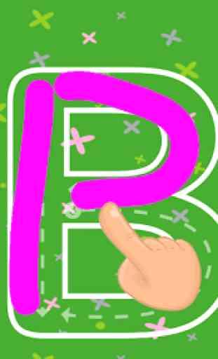 Escribir alfabeto 3