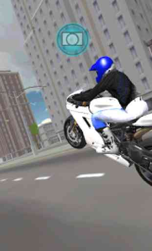 Fast Motorcycle Driver 3D 3