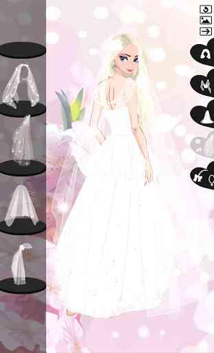 ❄ Icy Wedding ❄ Winter Bride 2