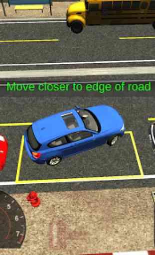 Manual gearbox Car parking 3