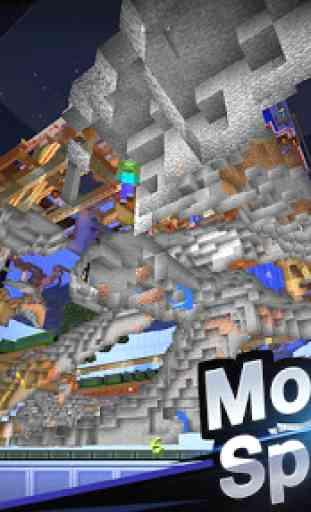 MCPE Master - Mod,Map,Skin 1