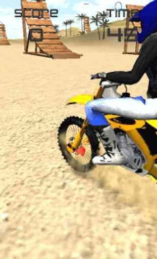 Motocross Beach Jumping 3D 1