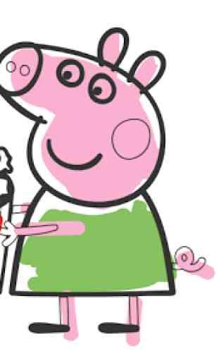 Peppa Pig: Paintbox 3