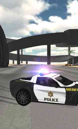 Conduite voiture police 2