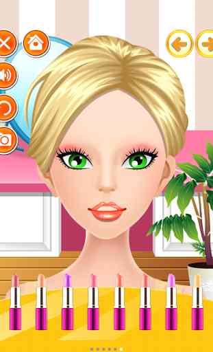Prom Spa Salon: Girls Games 3