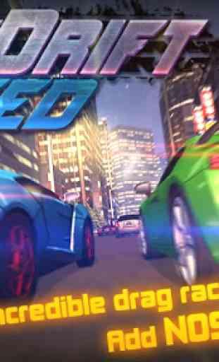 Speed Car Drift Racing 4