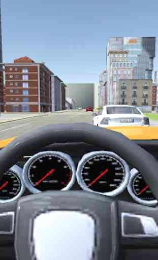 ville voiture volant sim 2017 3