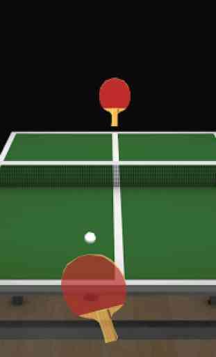 Virtual Table Tennis 3D 1