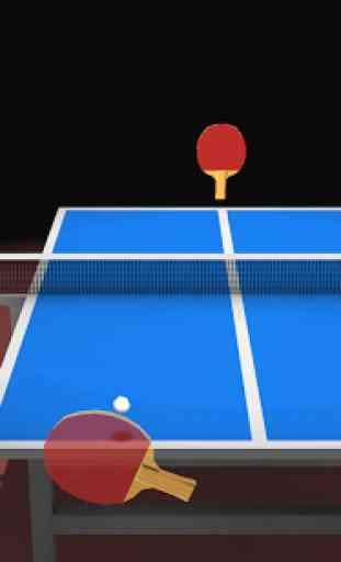 Virtual Table Tennis 3D 2