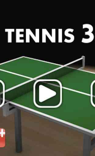 Virtual Table Tennis 3D 4