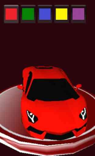 Voiture 3D Parking 3