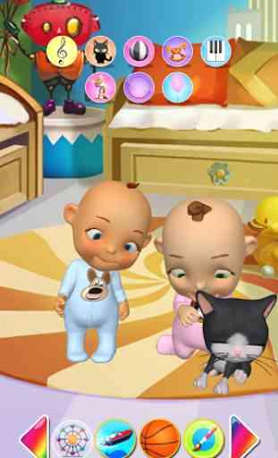 Bébé, Jumeaux, Nouveau-né 3