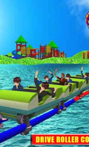 Étonnant roller coaster hd 1