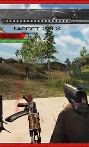 Commando Aventure Assassin 3D 3