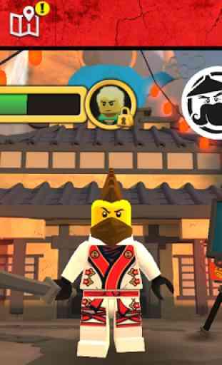 LEGO® Ninjago™ WU-CRU 1