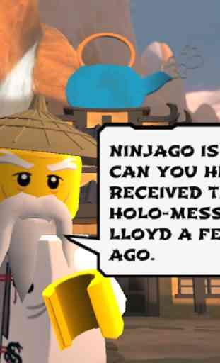 LEGO® Ninjago™ WU-CRU 4