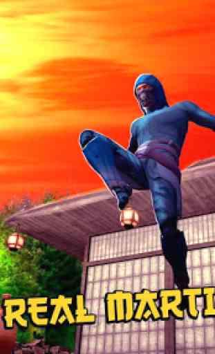 Ninja Kung Fu Fighting 3D 4