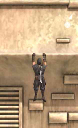 Ninja Samurai Assasin Hero 3