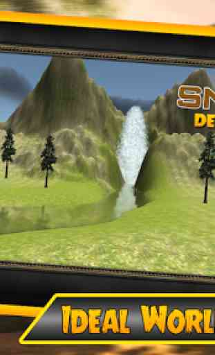 Sniper chasse au chevreuil 3D 1