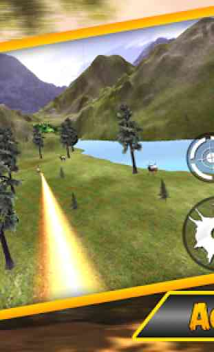 Sniper chasse au chevreuil 3D 3