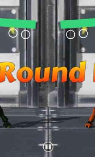 Street Robot Fighting HD 3D 1