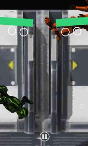 Street Robot Fighting HD 3D 3